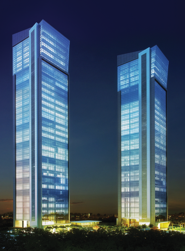 DCT - Duo Corporate Towers